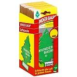WUNDER-BAUM 134207/24 Lufterfrischer 24-er Box Gruenerapfel