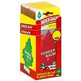 WUNDER-BAUM 134206/24 Lufterfrischer 24-er Box Kirsche