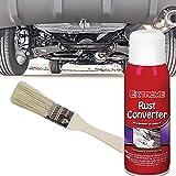Extereme Rust Converter, Chassis Converter, Auto Chassis Entrosten, Mehrzweck-Rostlöser-Spray für Metall, Rostschutz-Rostlöser-Entrostungsspray Auto-Wartungsreinigung Rostlöser (1 Stück)