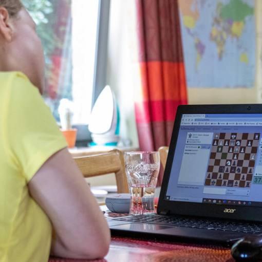 Online-Schach so beliebt wie nie: Boom am Brett
