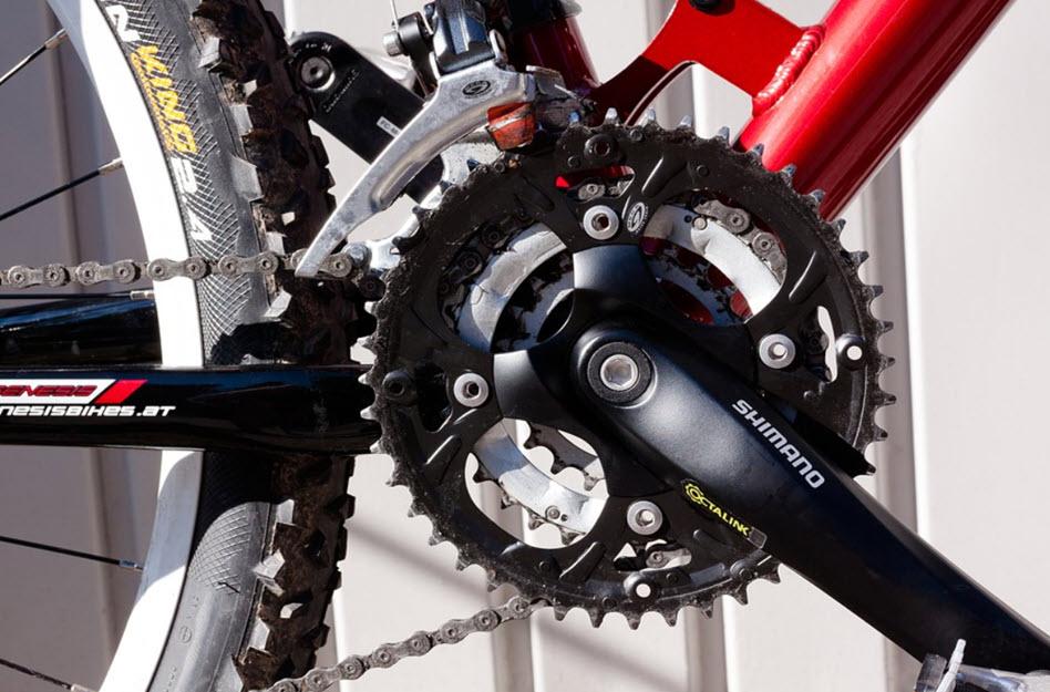 So motzen Sie Ihr Fahrrad auf