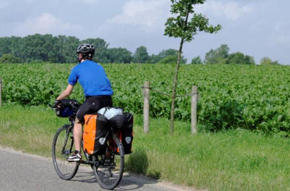 Die richtige Ausstattung für eine Fahrradtour