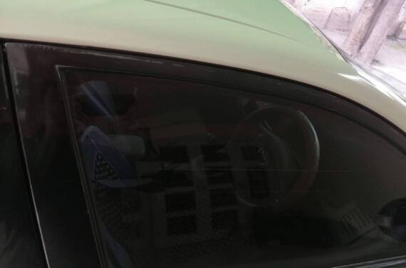 Klebereste entfernen Auto