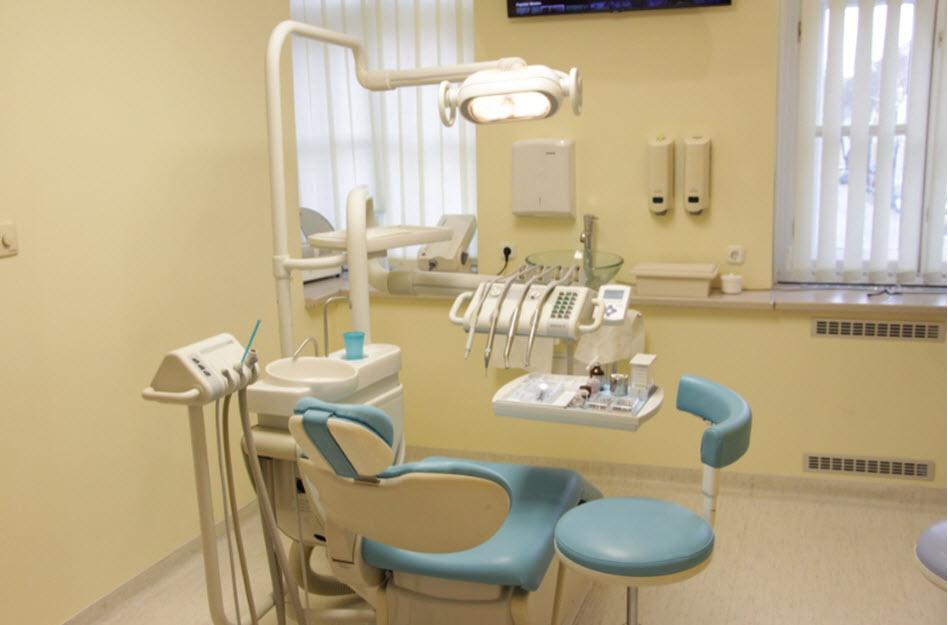 Zahnbehandlungsraum
